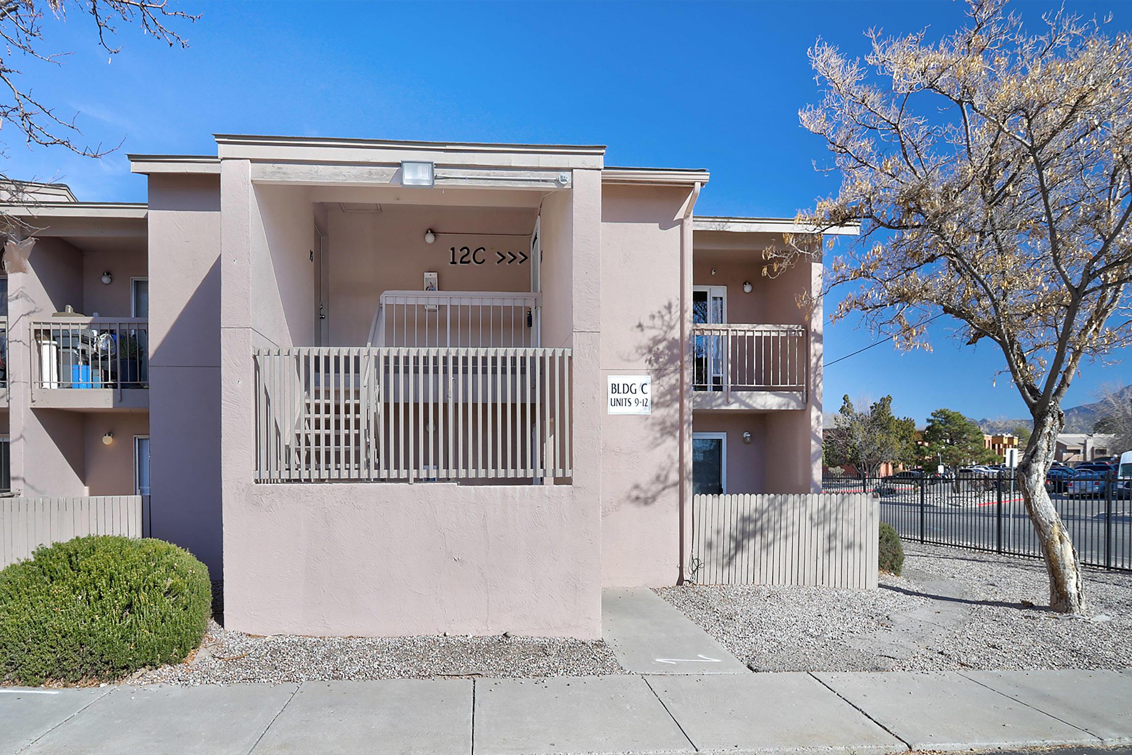 4601 CARLISLE Boulevard NE #C12 Property Photo 1