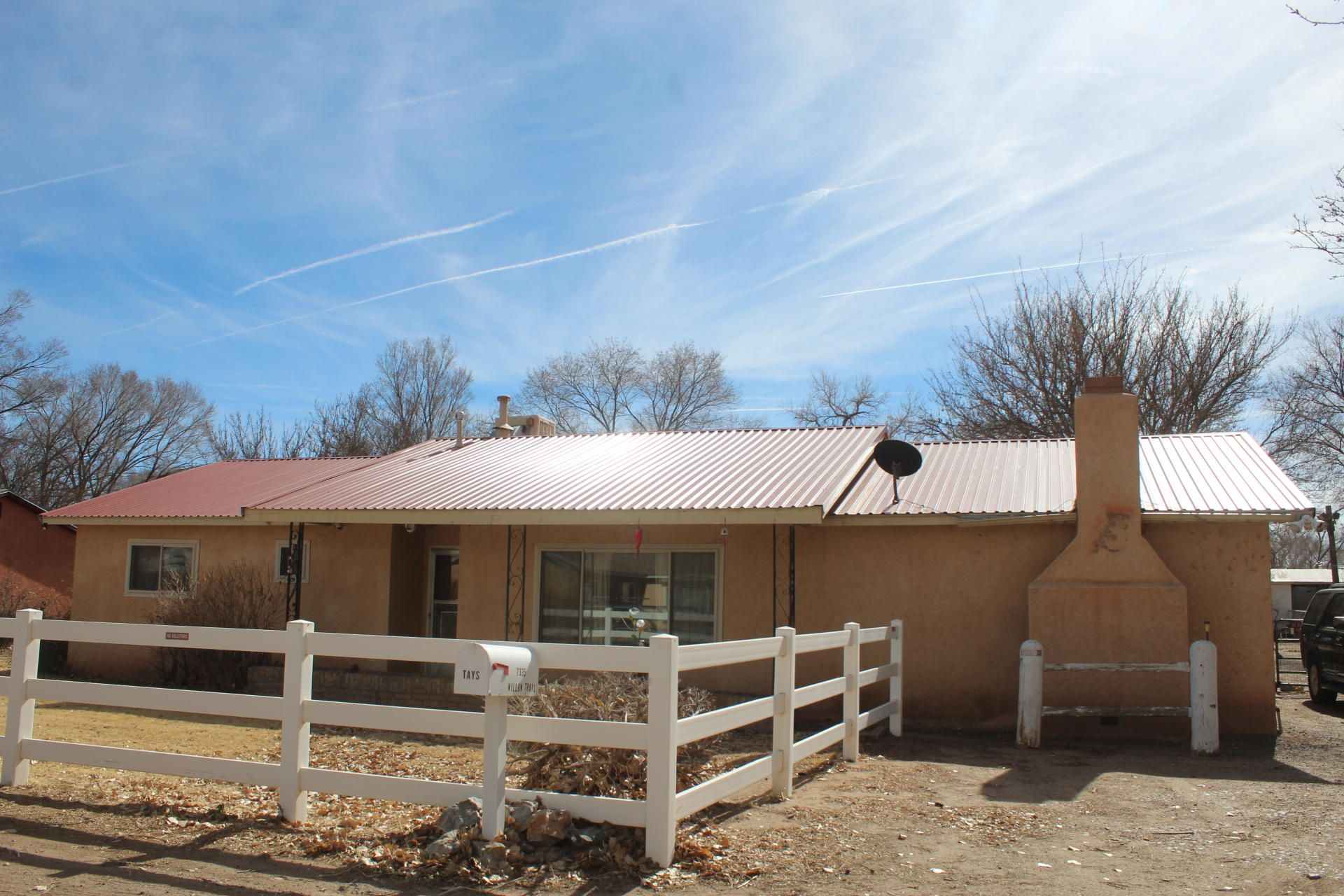 1335 WILLOW Trail Property Photo - Bosque Farms, NM real estate listing