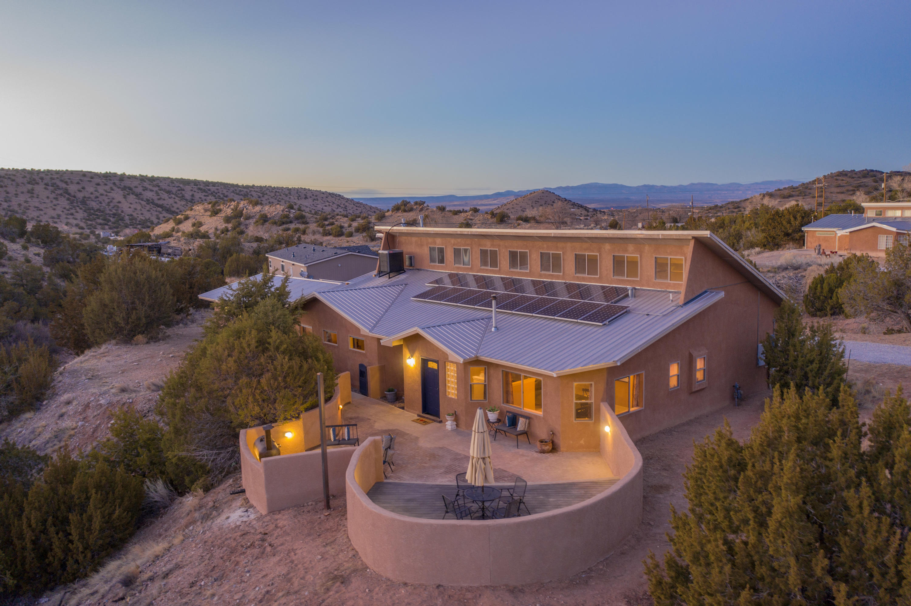 6 CAMINO CORTO Lane Property Photo - Placitas, NM real estate listing