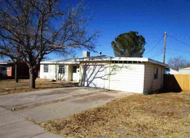 1003 JUNIPER Drive Property Photo - Alamogordo, NM real estate listing