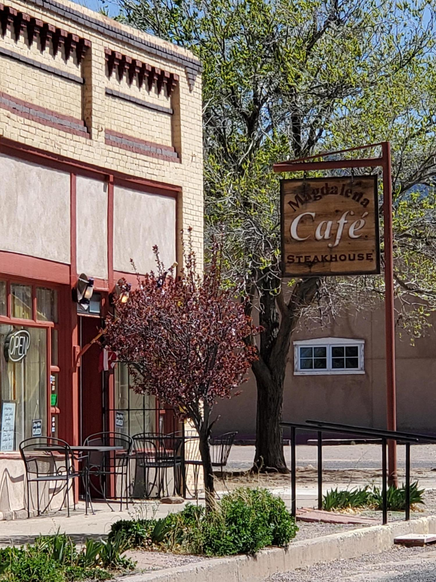 109 S Main Street Property Photo - Magdalena, NM real estate listing