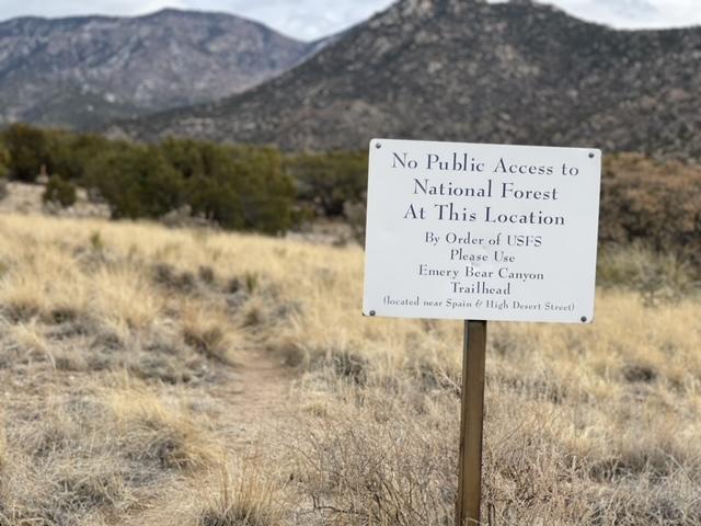 13715 QUAKING ASPEN Place NE Property Photo - Albuquerque, NM real estate listing