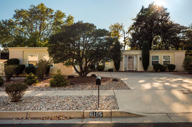 6105 QUEMADO Drive NE Property Photo - Albuquerque, NM real estate listing