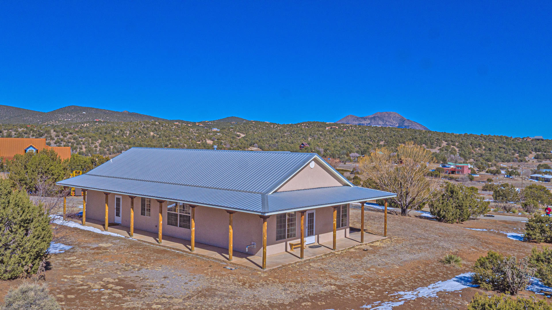 4 VALLE HERMOSA Road Property Photo - Sandia Park, NM real estate listing