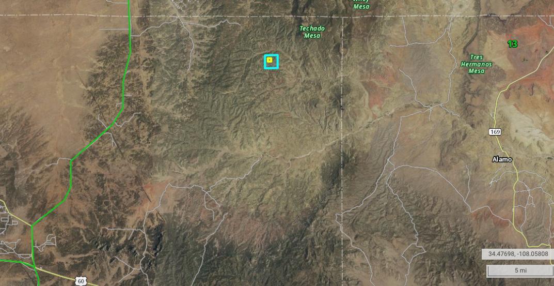40.908 Acre Parcel - Catron County Property Photo