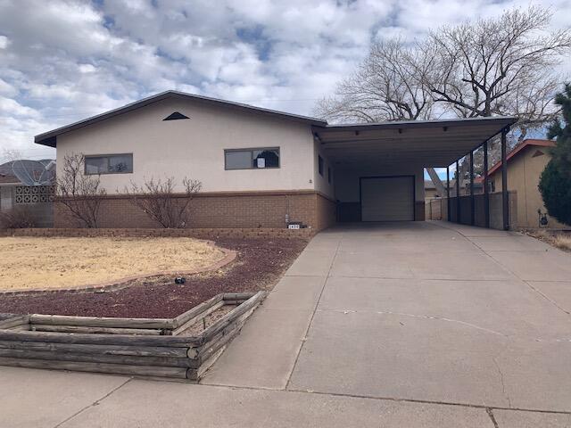 1408 Gretta Street NE Property Photo - Albuquerque, NM real estate listing