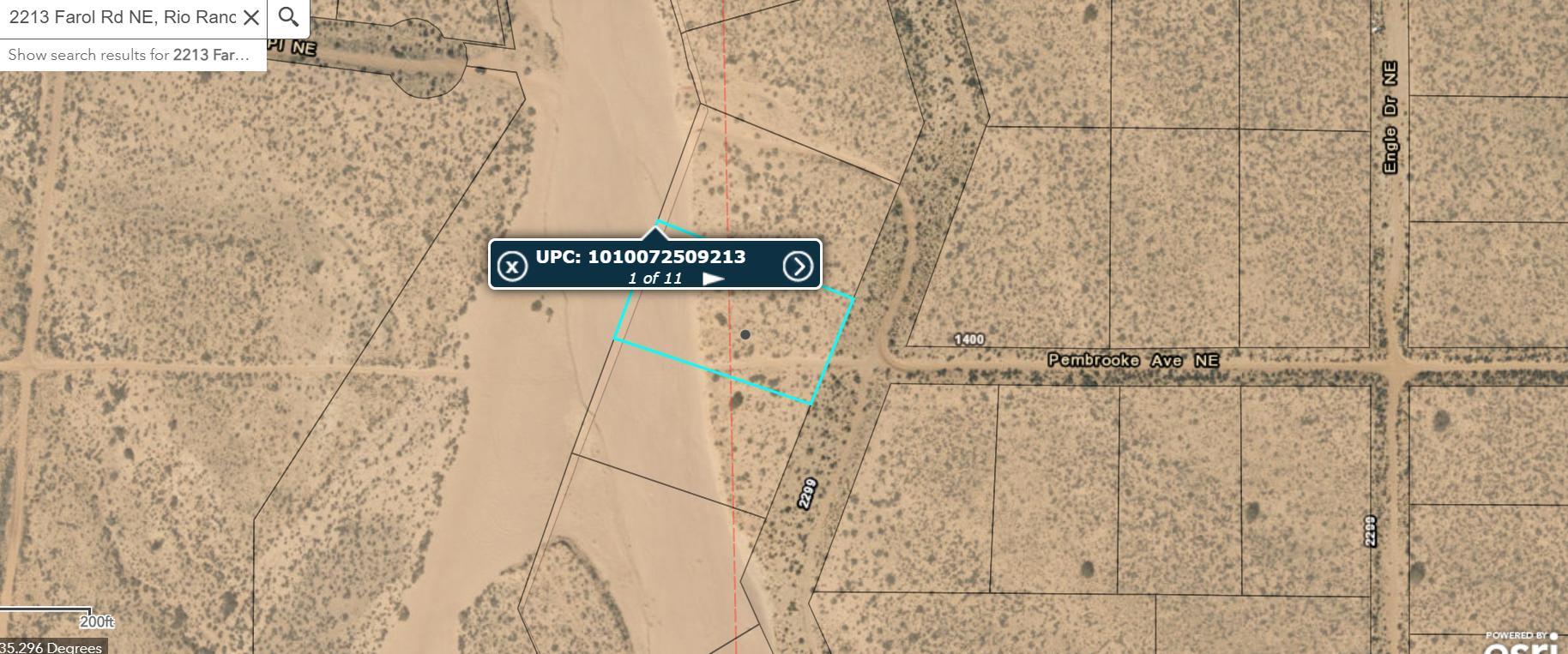 2213 Farol Road NE Property Photo - Rio Rancho, NM real estate listing