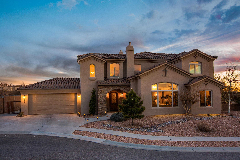 9200 LA TIERRA Court NE Property Photo - Albuquerque, NM real estate listing