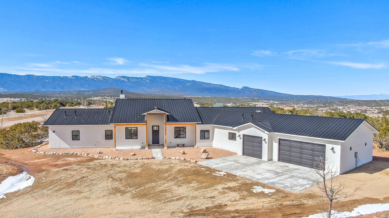 42 PRESTIGE Drive Property Photo - Tijeras, NM real estate listing