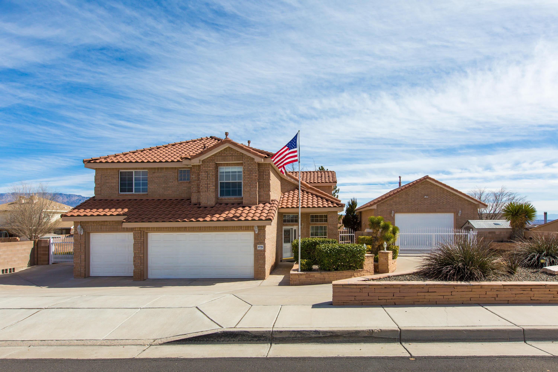 9728 DAVENPORT Street NW Property Photo - Albuquerque, NM real estate listing
