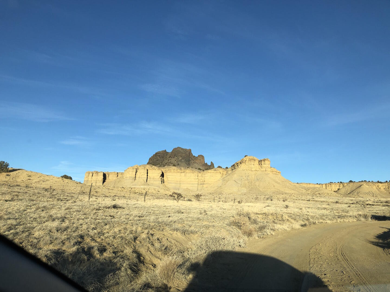 Torreon 279 Pass Cabezon Peak Property Photo