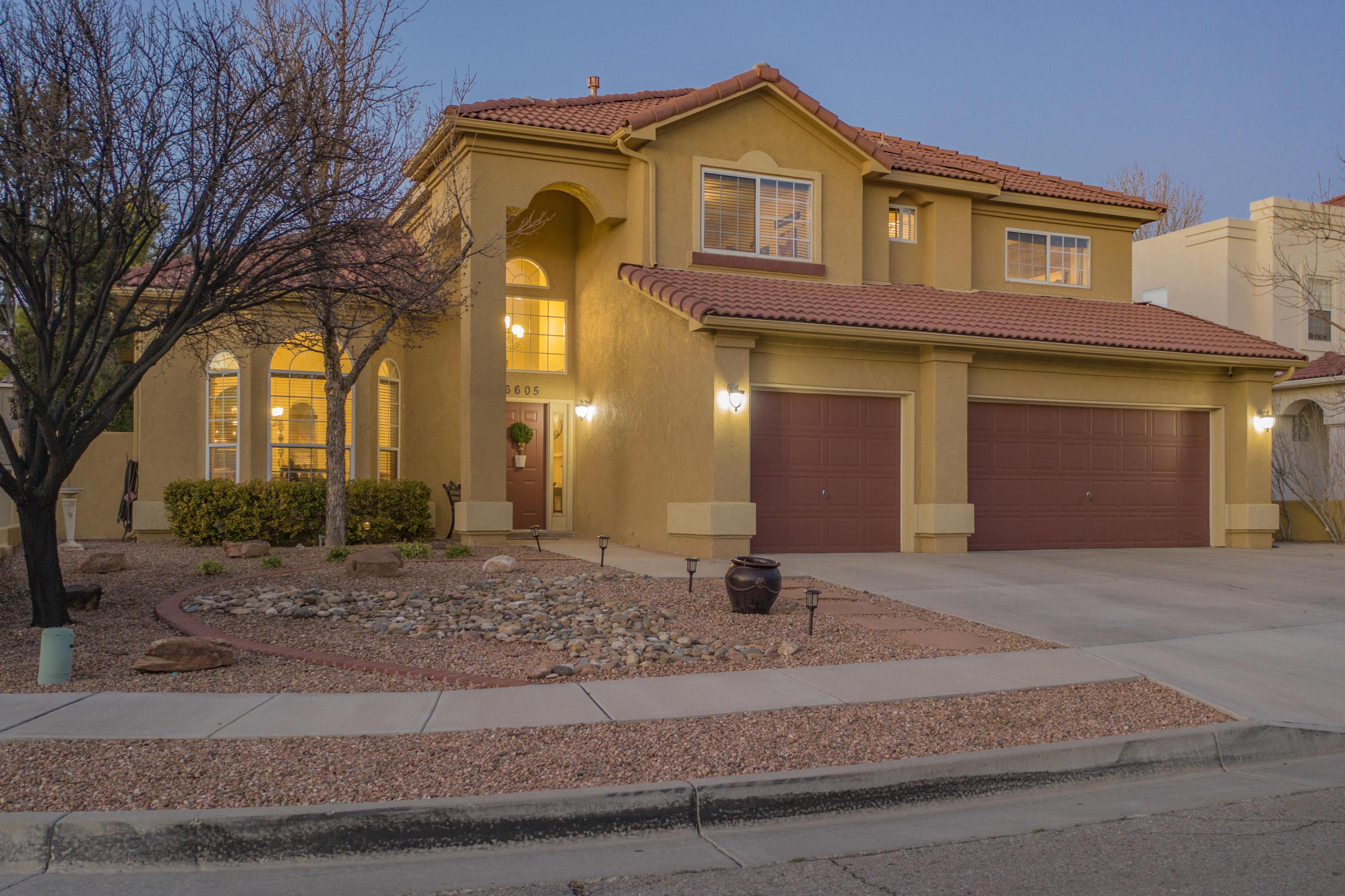 6605 TESORO Place NE Property Photo - Albuquerque, NM real estate listing
