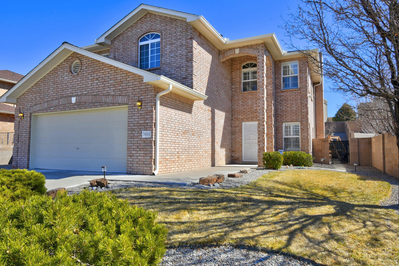 7404 Torin Drive NE Property Photo - Albuquerque, NM real estate listing