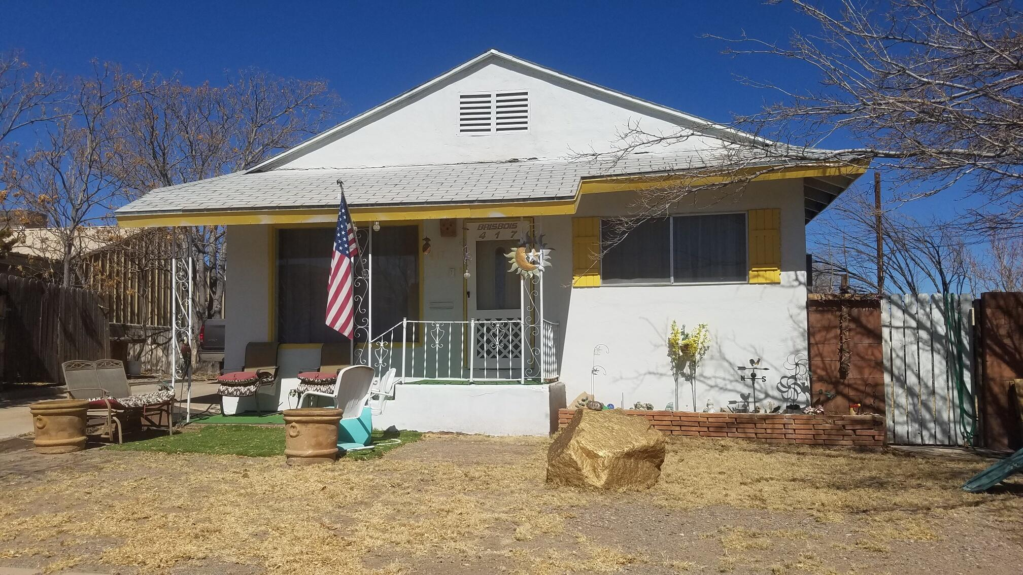 417 W 8th Property Photo - Truth or Consequences, NM real estate listing
