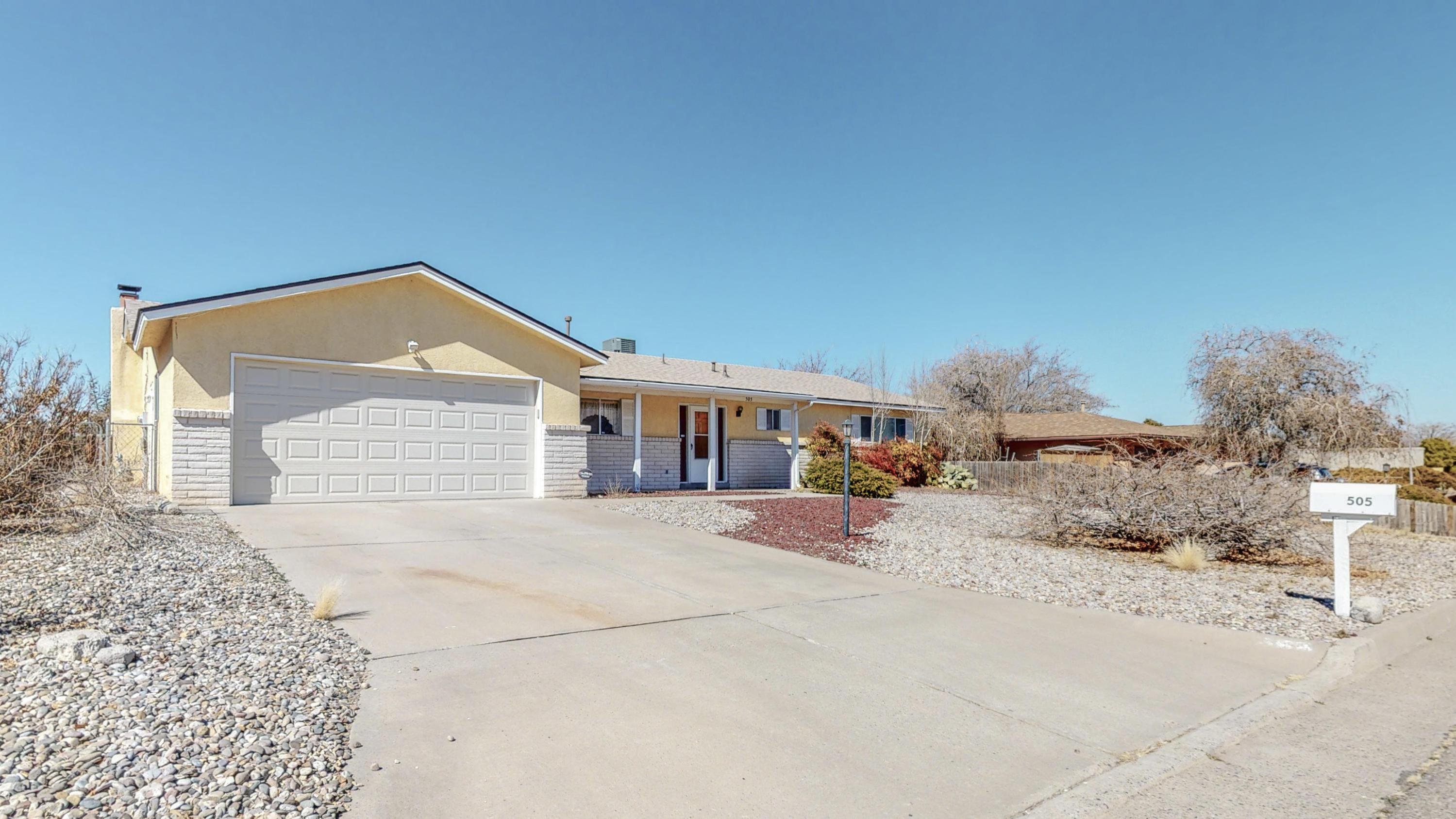 505 SAN JUAN DE RIO Drive SE Property Photo - Rio Rancho, NM real estate listing