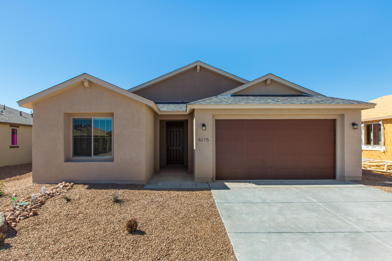 6115 Wyeth Drive SE Property Photo - Albuquerque, NM real estate listing