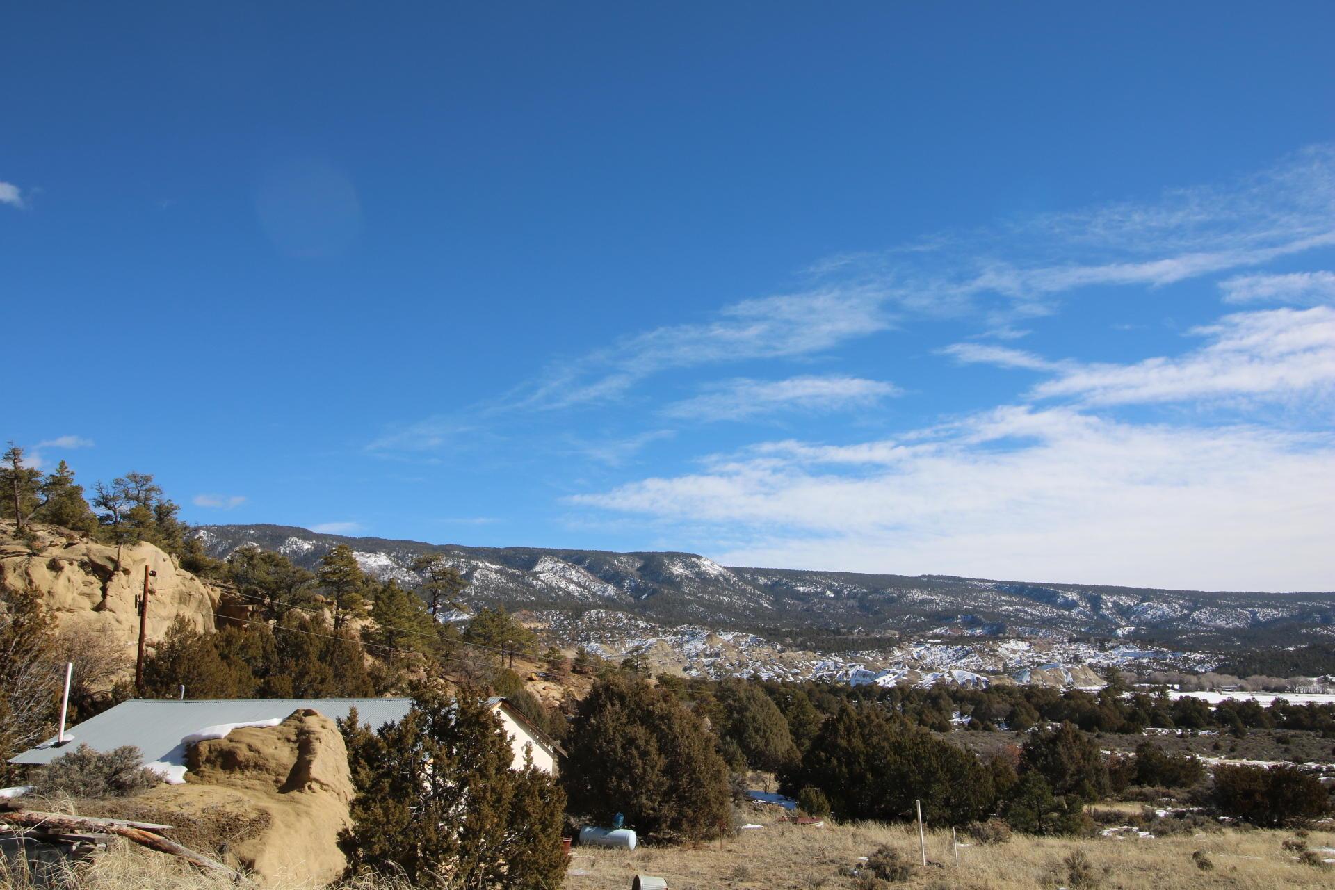 Los Pinos County Road Property Photo