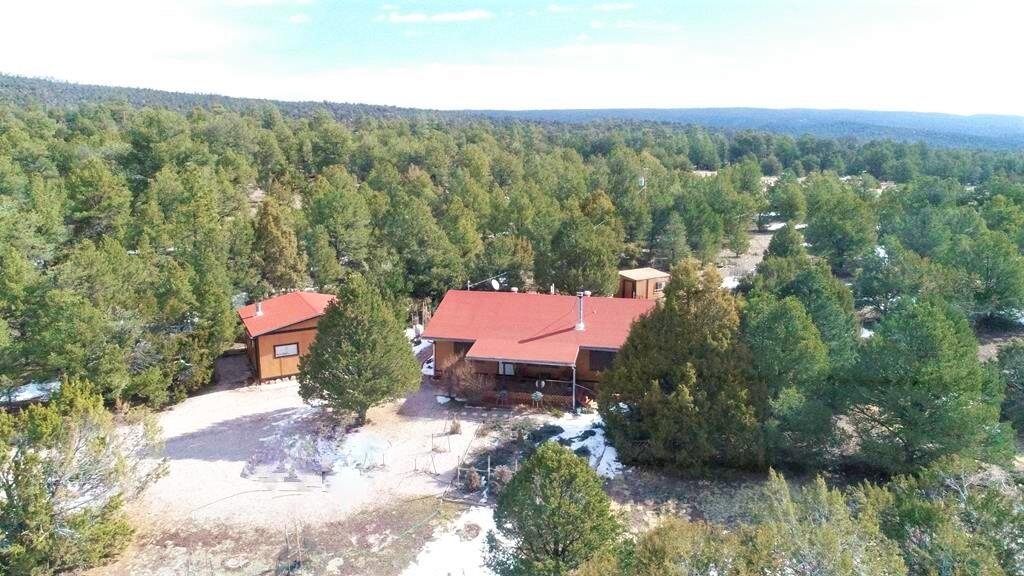 80 Woodland Drive Property Photo - Ramah, NM real estate listing