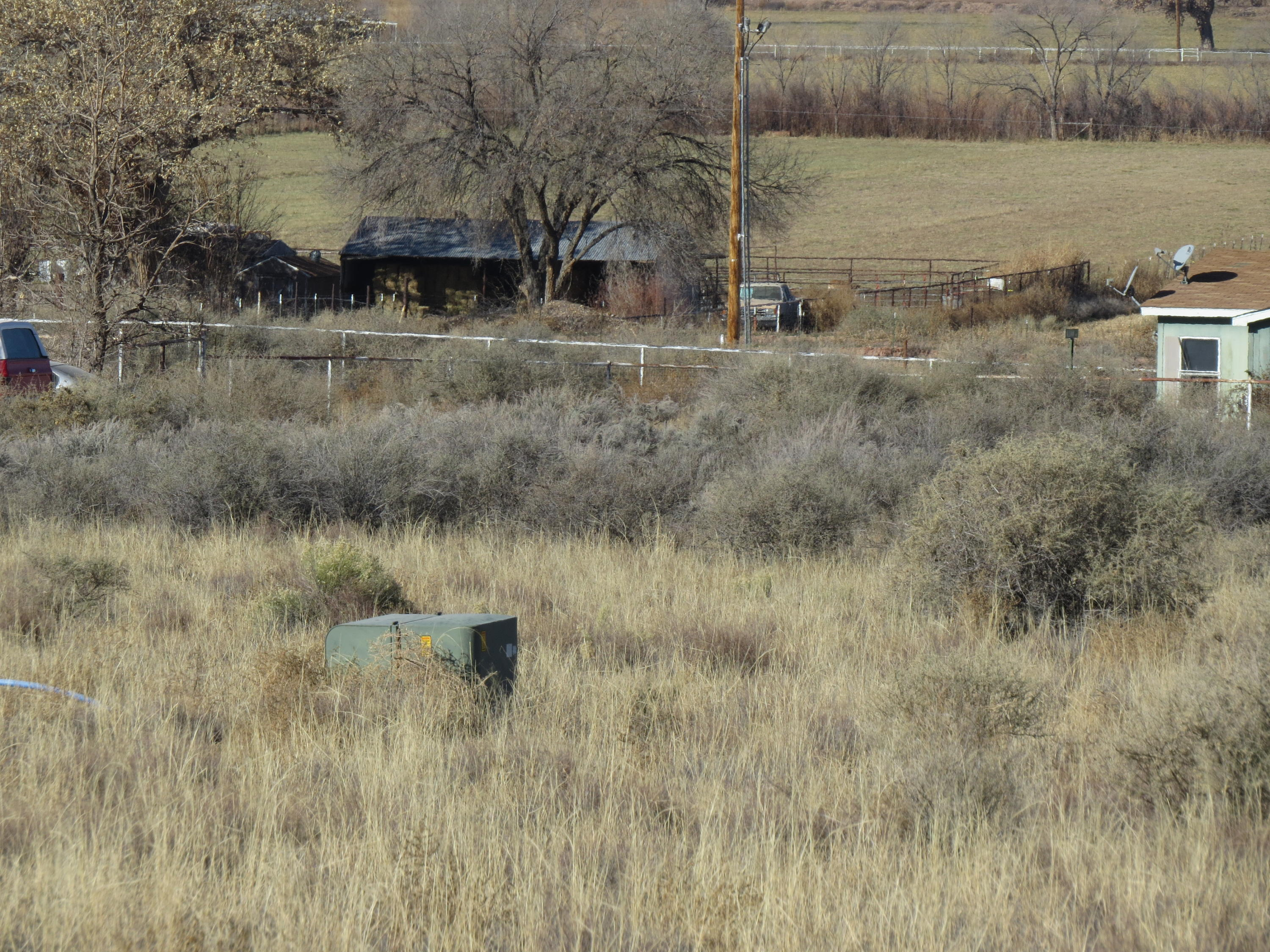 Puckett Street Property Photo - Tome, NM real estate listing