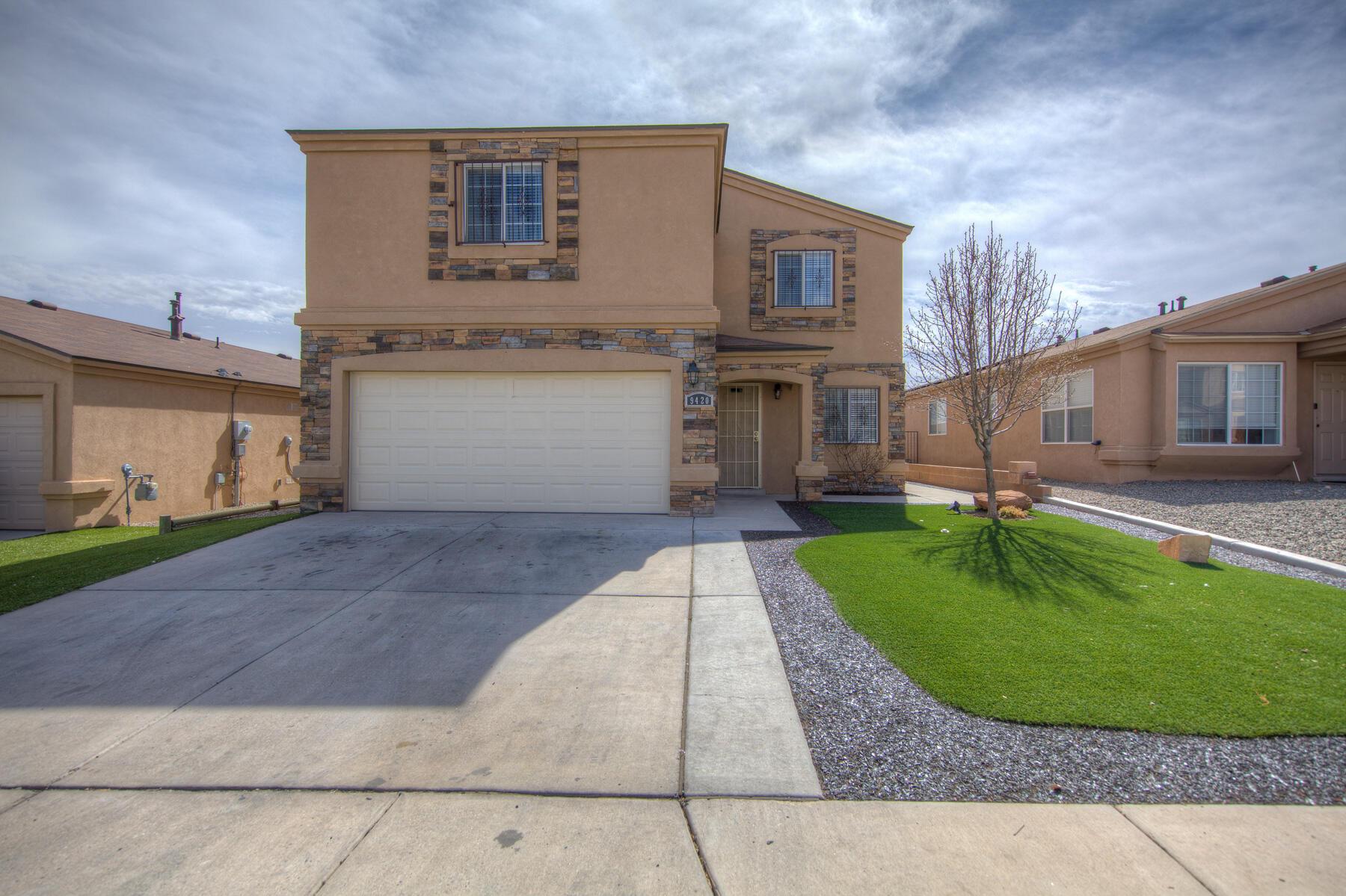 9420 VALLE CALDERA Road SW Property Photo - Albuquerque, NM real estate listing