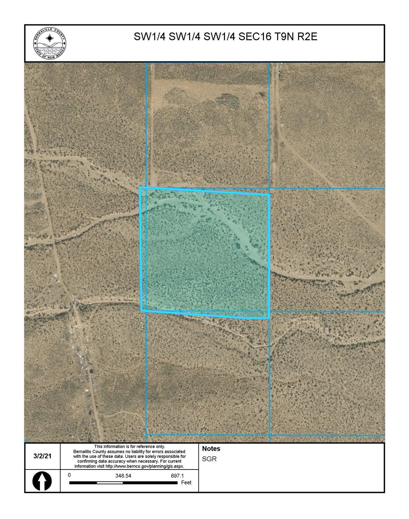 Off Pajarito (T.K 3) Road SW Property Photo - Albuquerque, NM real estate listing