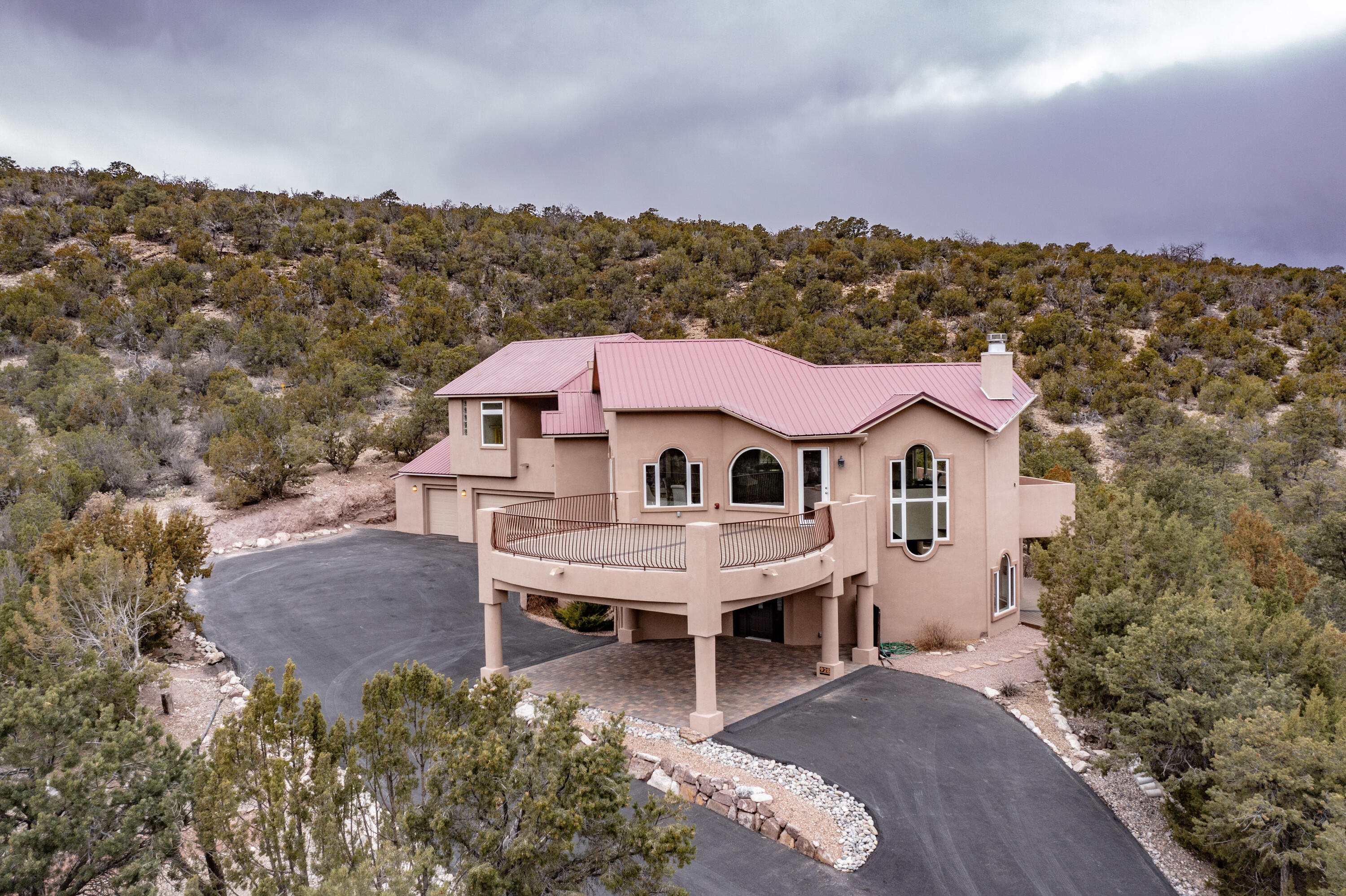 928 STATE HIGHWAY 165 Property Photo - Placitas, NM real estate listing