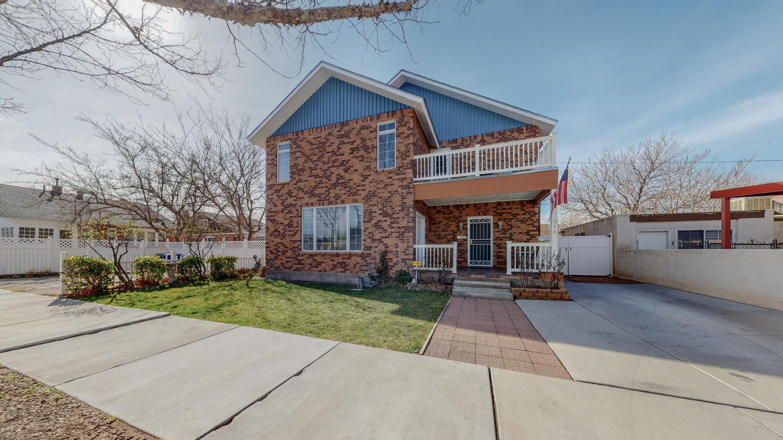 918 Kent Avenue NW Property Photo - Albuquerque, NM real estate listing