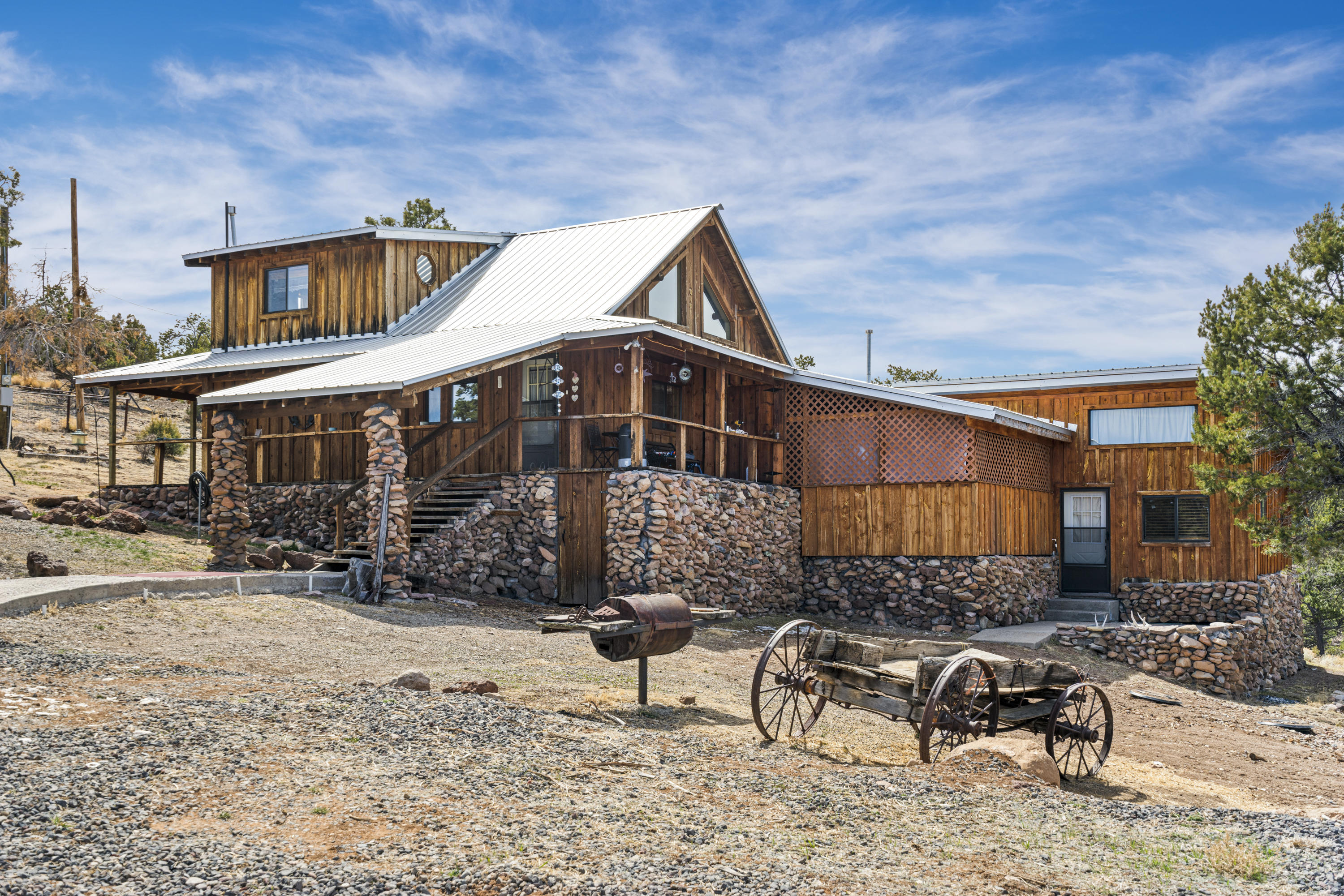 67 COMEBACK Way Property Photo - Datil, NM real estate listing