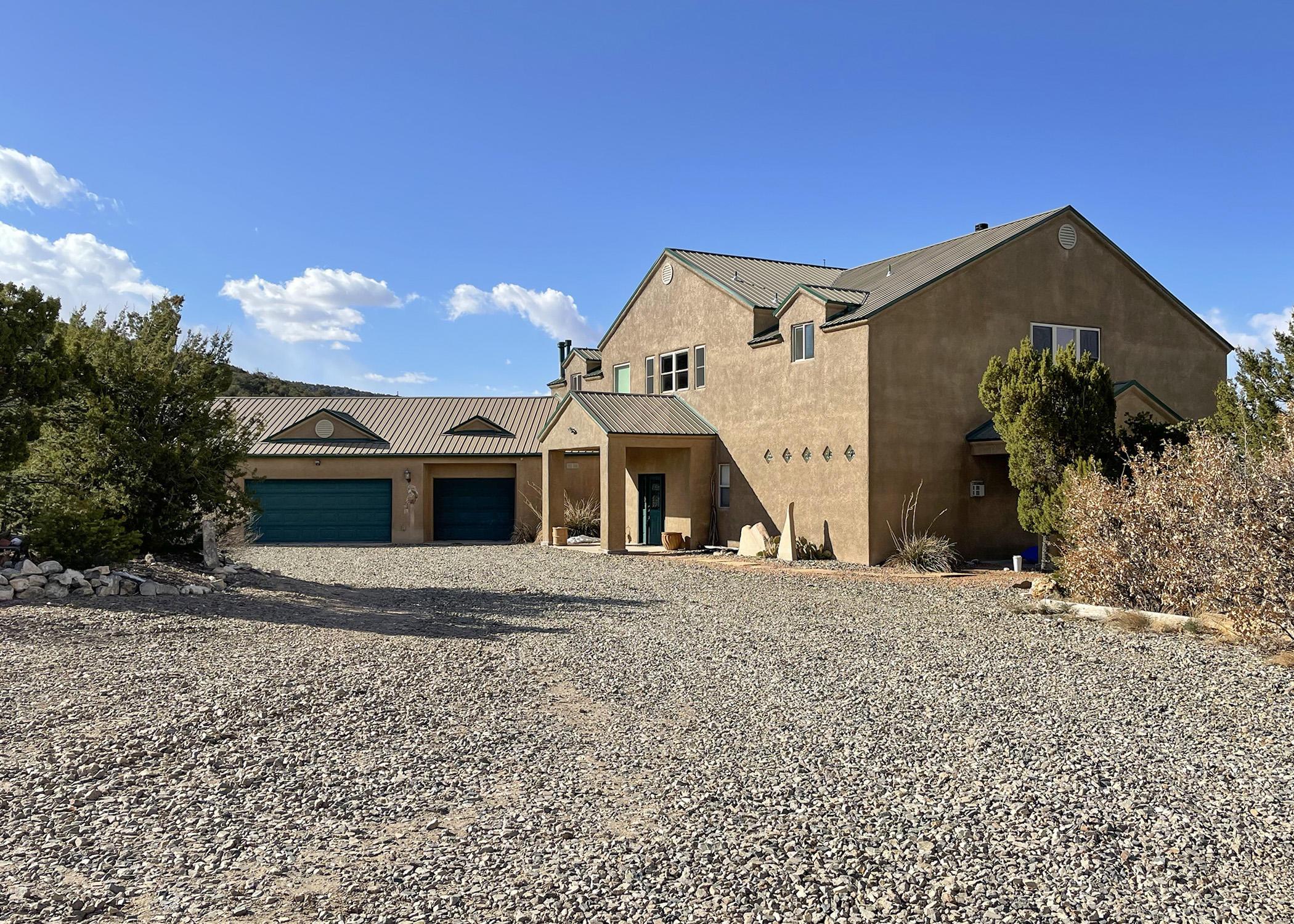 39 MONTE VISTA Road Property Photo - Sandia Park, NM real estate listing