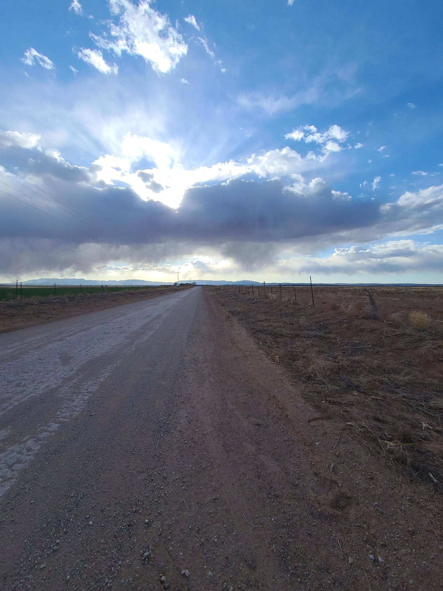 ALAN AYERS Road Property Photo - Estancia, NM real estate listing