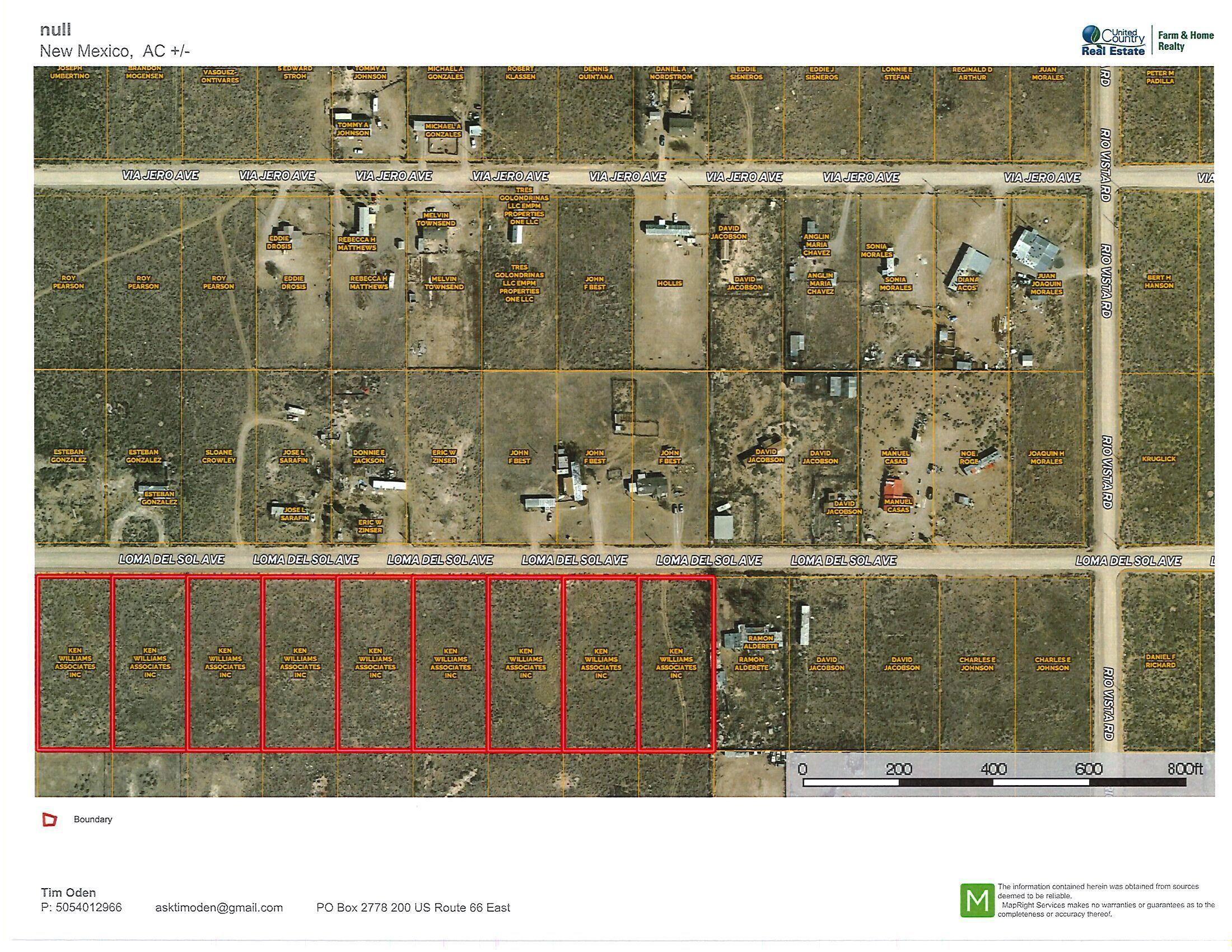 Loma Del Sol Property Photo - McIntosh, NM real estate listing