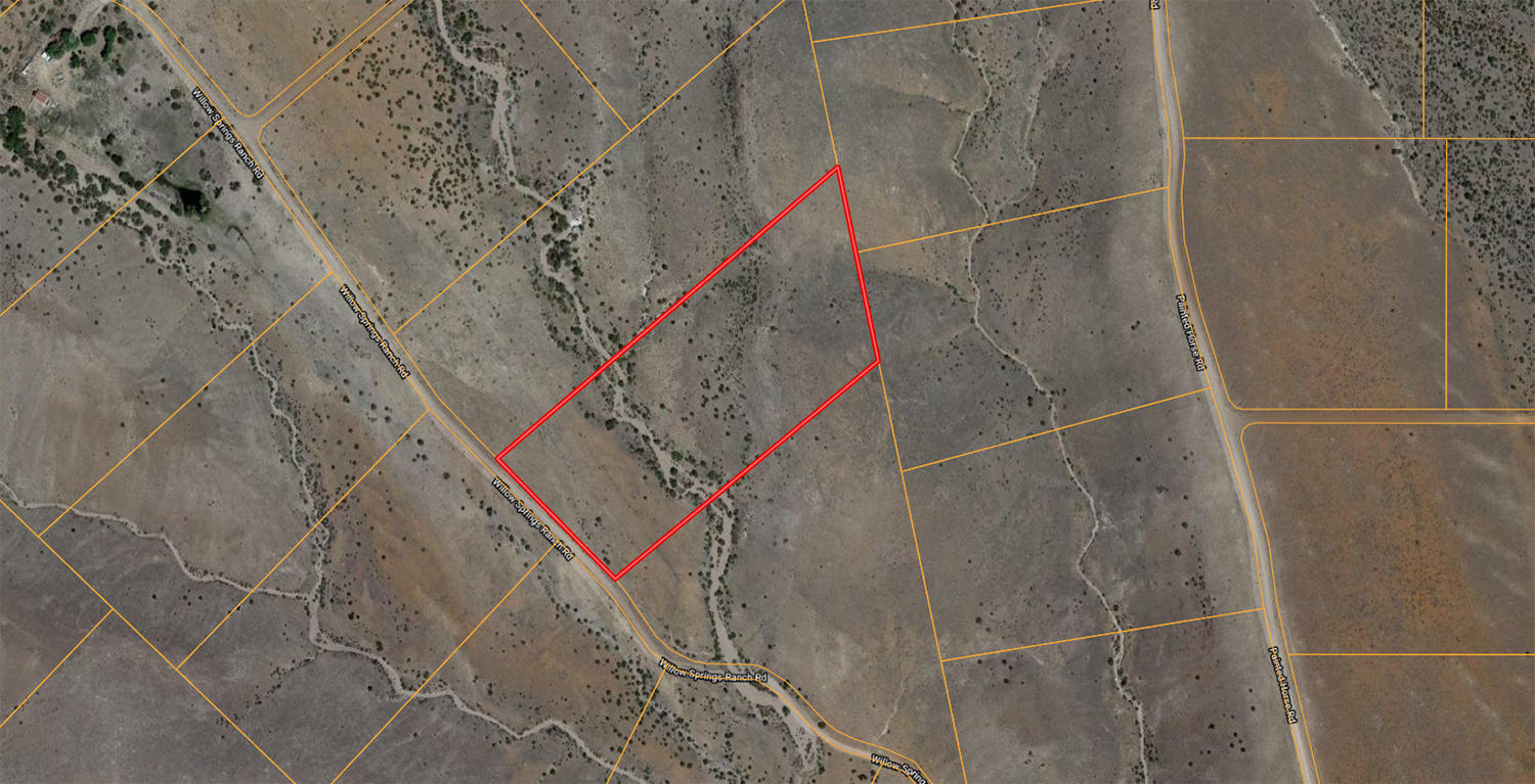 Lot 23 Willow Springs Ranch Road Property Photo - San Antonio, NM real estate listing