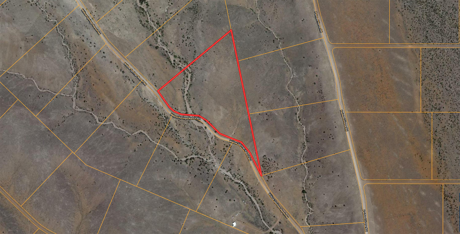 Lot 24 Willow Springs Ranch Road Property Photo - San Antonio, NM real estate listing