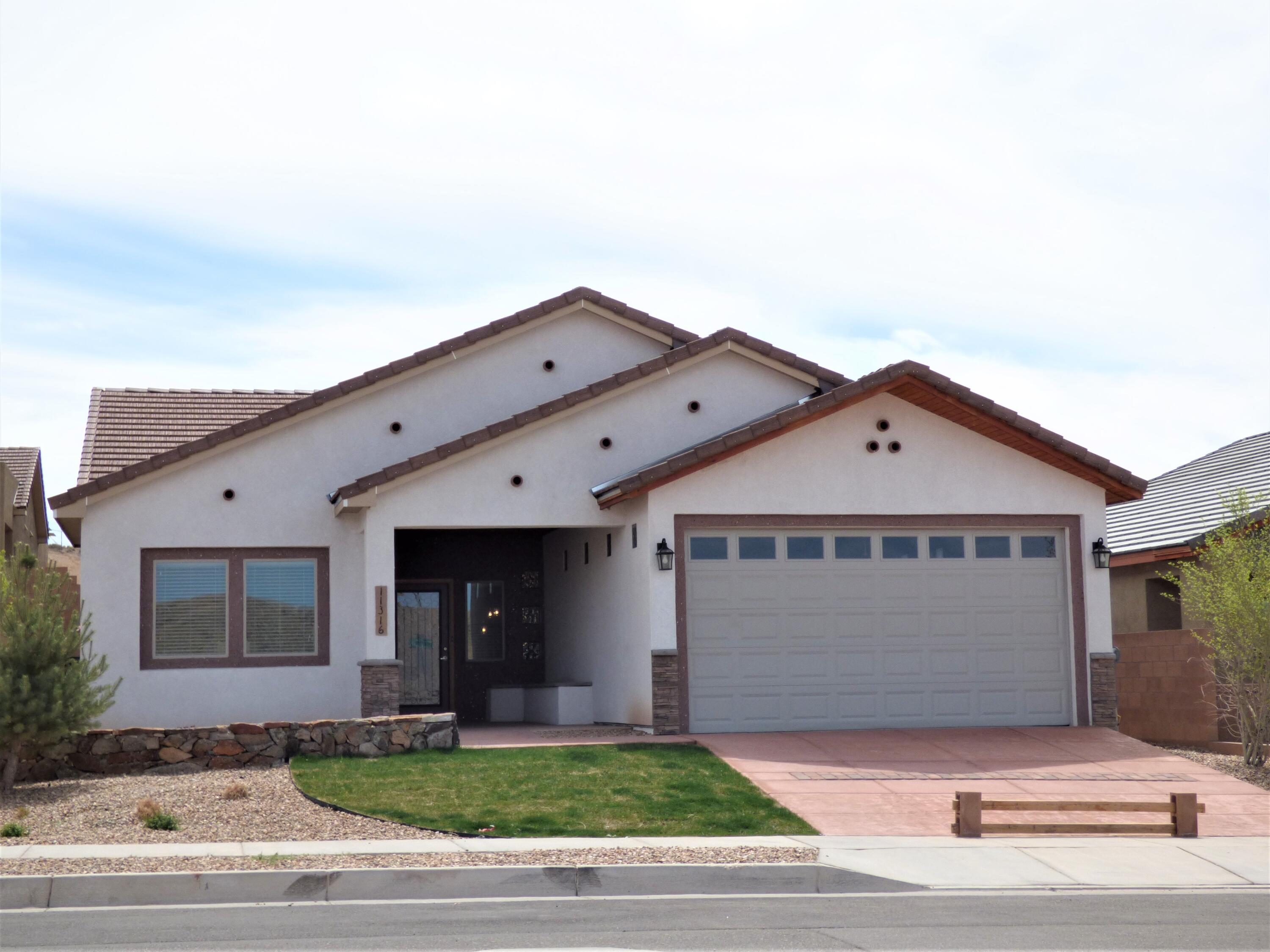 11316 MANZANO VISTA Avenue SE Property Photo - Albuquerque, NM real estate listing
