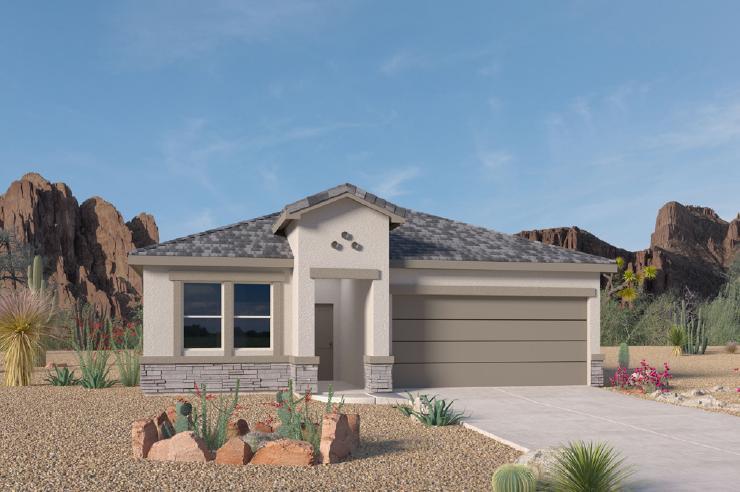 4337 Skyline Loop NE Property Photo - Rio Rancho, NM real estate listing