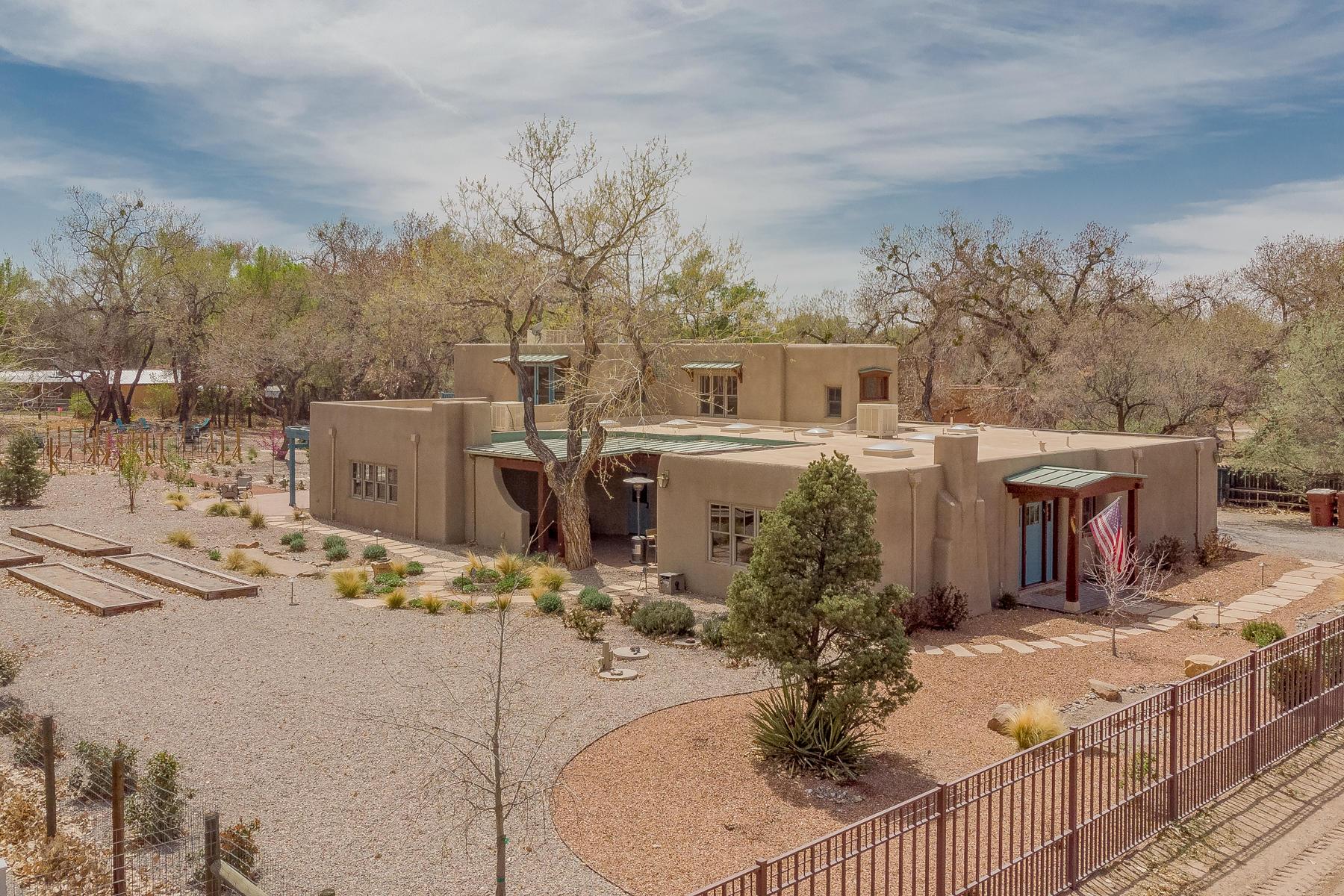 330 Rincon Road Property Photo - Corrales, NM real estate listing