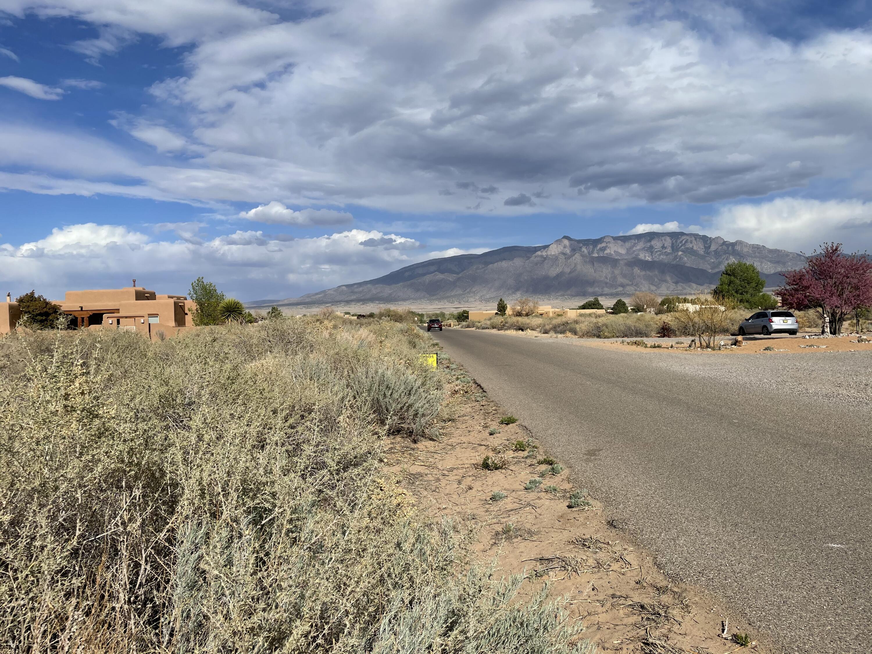 0 lot 8 El Dorado Road Property Photo - Corrales, NM real estate listing