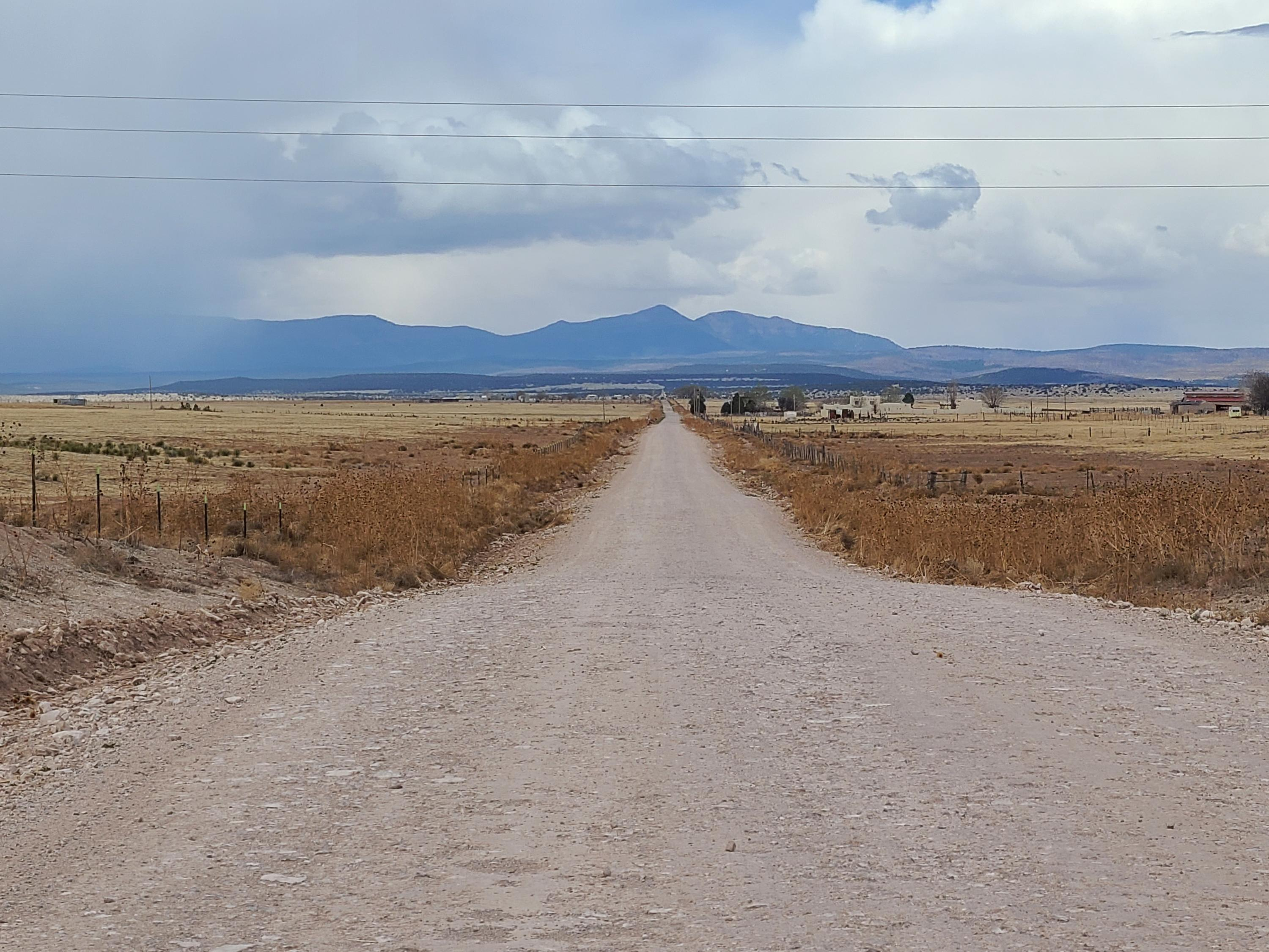 Paso Ranch Rd Property Photo - McIntosh, NM real estate listing