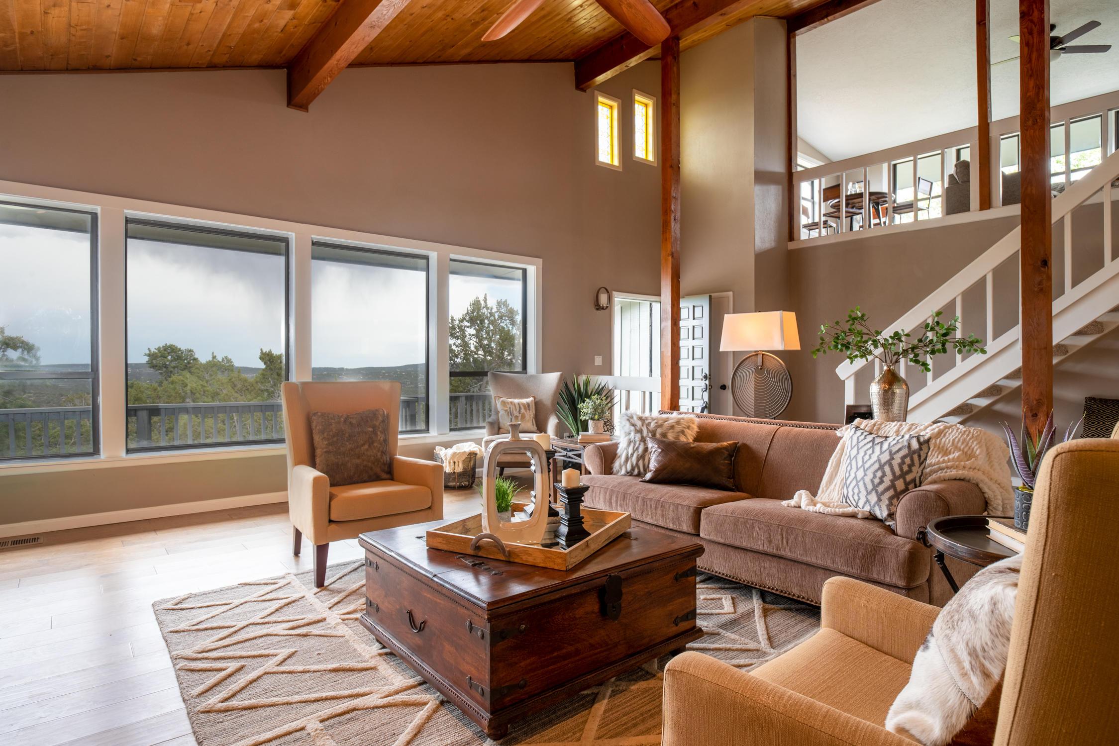 26 SIERRA VISTA Drive Property Photo - Cedar Crest, NM real estate listing