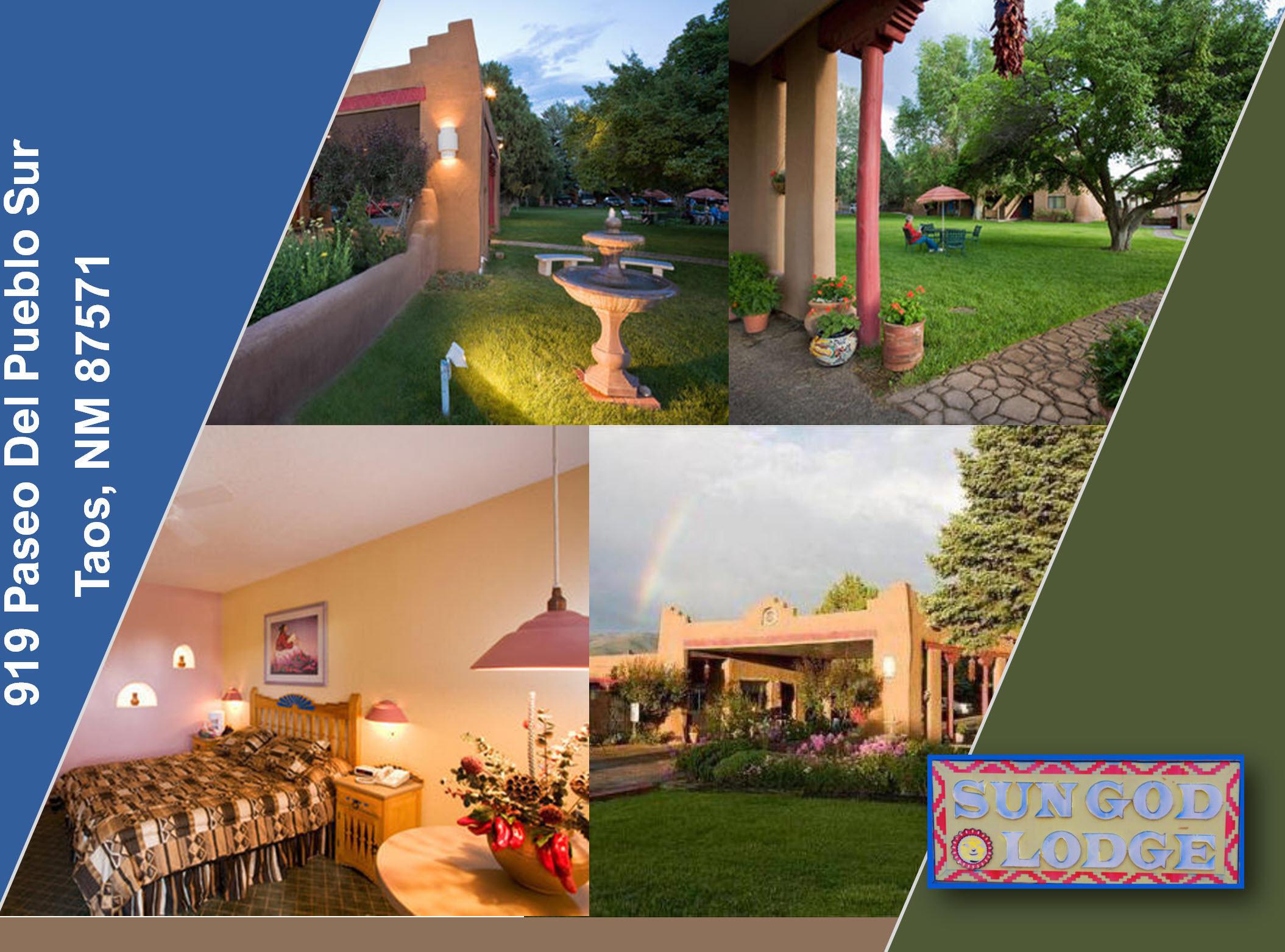 919 Paseo Del Pueblo Sur Property Photo - Taos, NM real estate listing