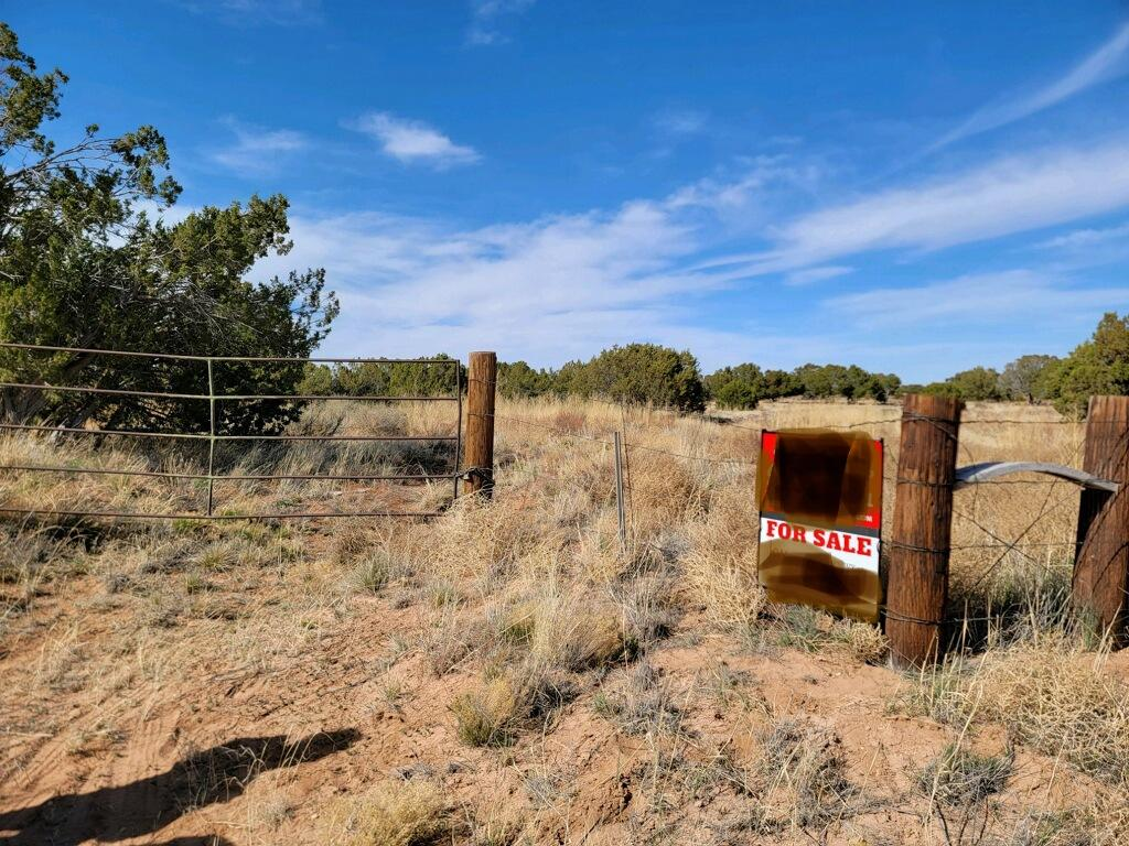 Outskirts Road Property Photo - Mountainair, NM real estate listing
