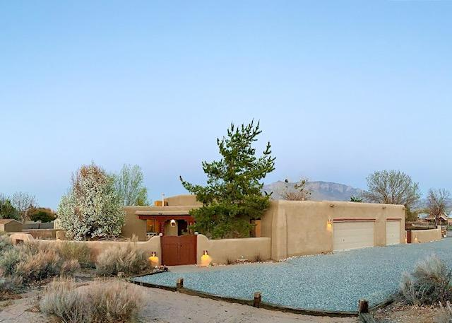 121 DOOLITTLE Road Property Photo - Corrales, NM real estate listing