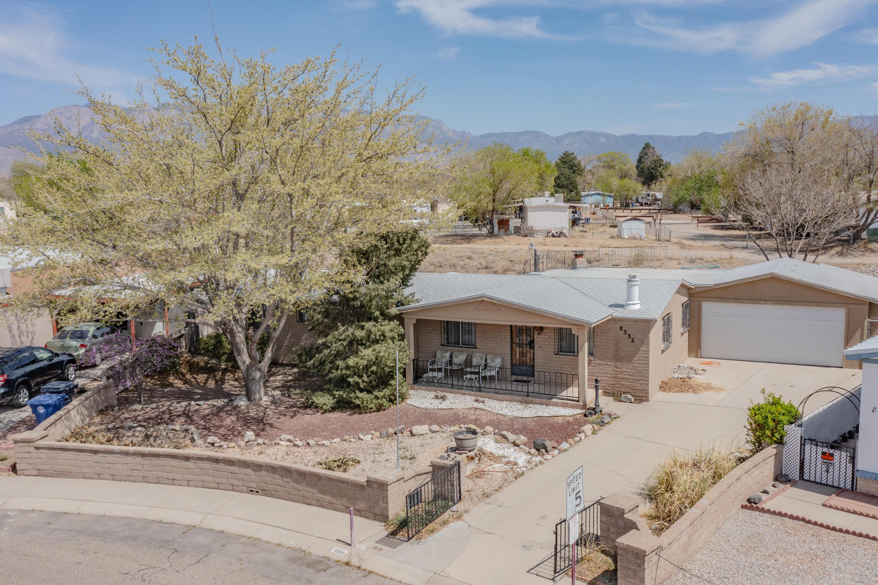 8332 River Street NE Property Photo - Albuquerque, NM real estate listing