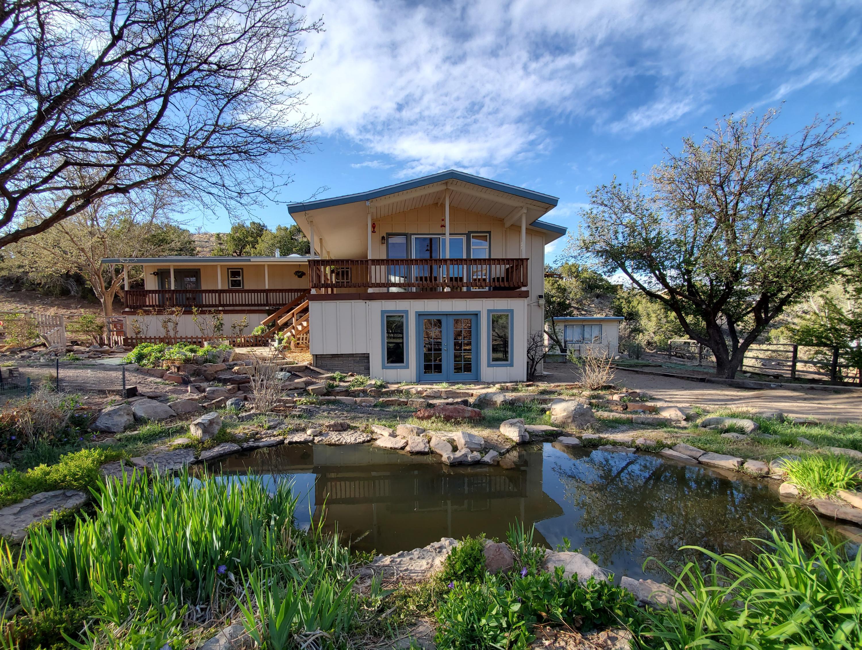 3 GRINGO GULCH Road Property Photo - Placitas, NM real estate listing