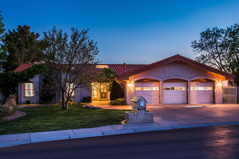 9408 PEBBLE BEACH Drive NE Property Photo - Albuquerque, NM real estate listing