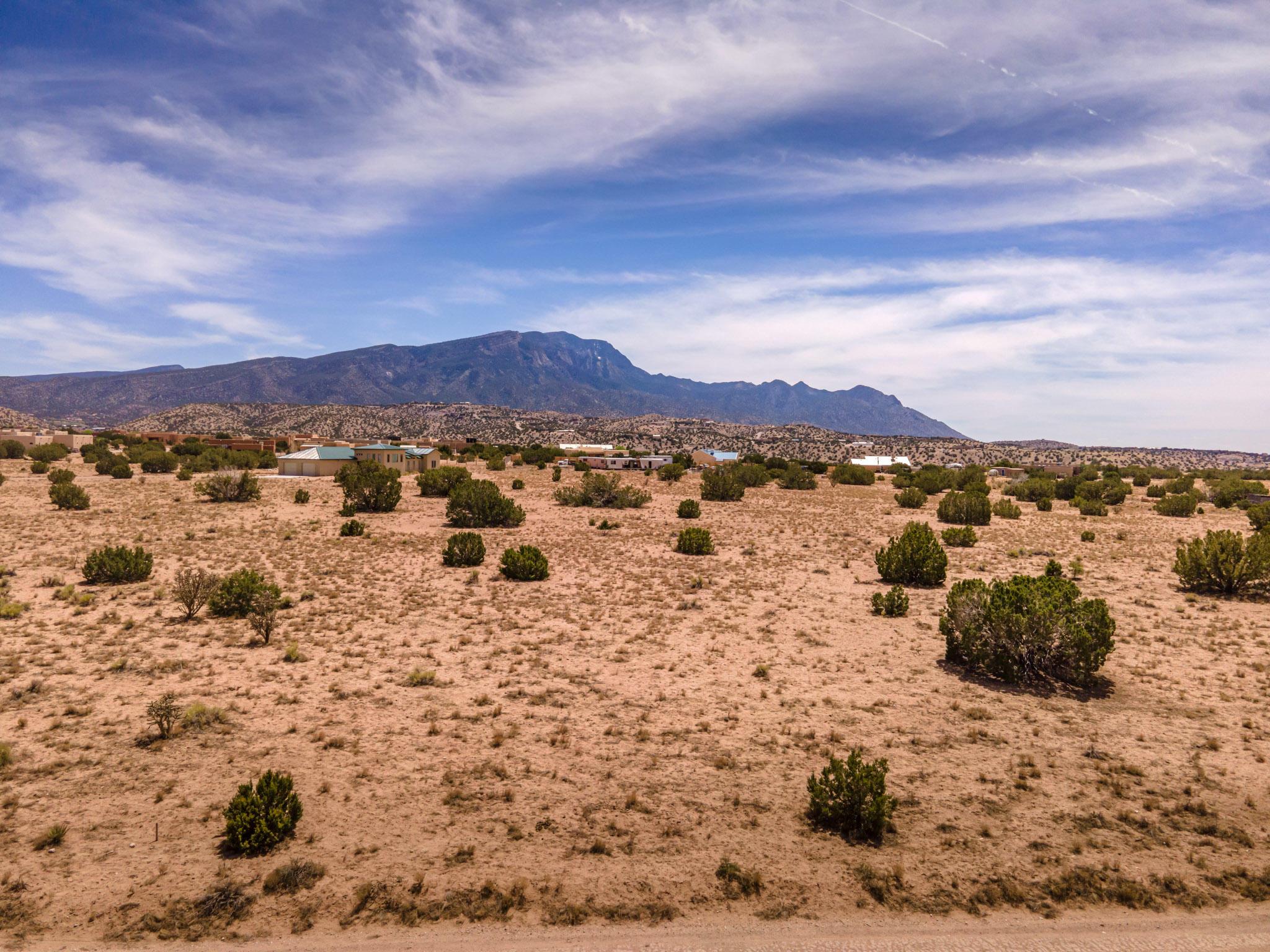 Llano el Norte Property Photo - Placitas, NM real estate listing