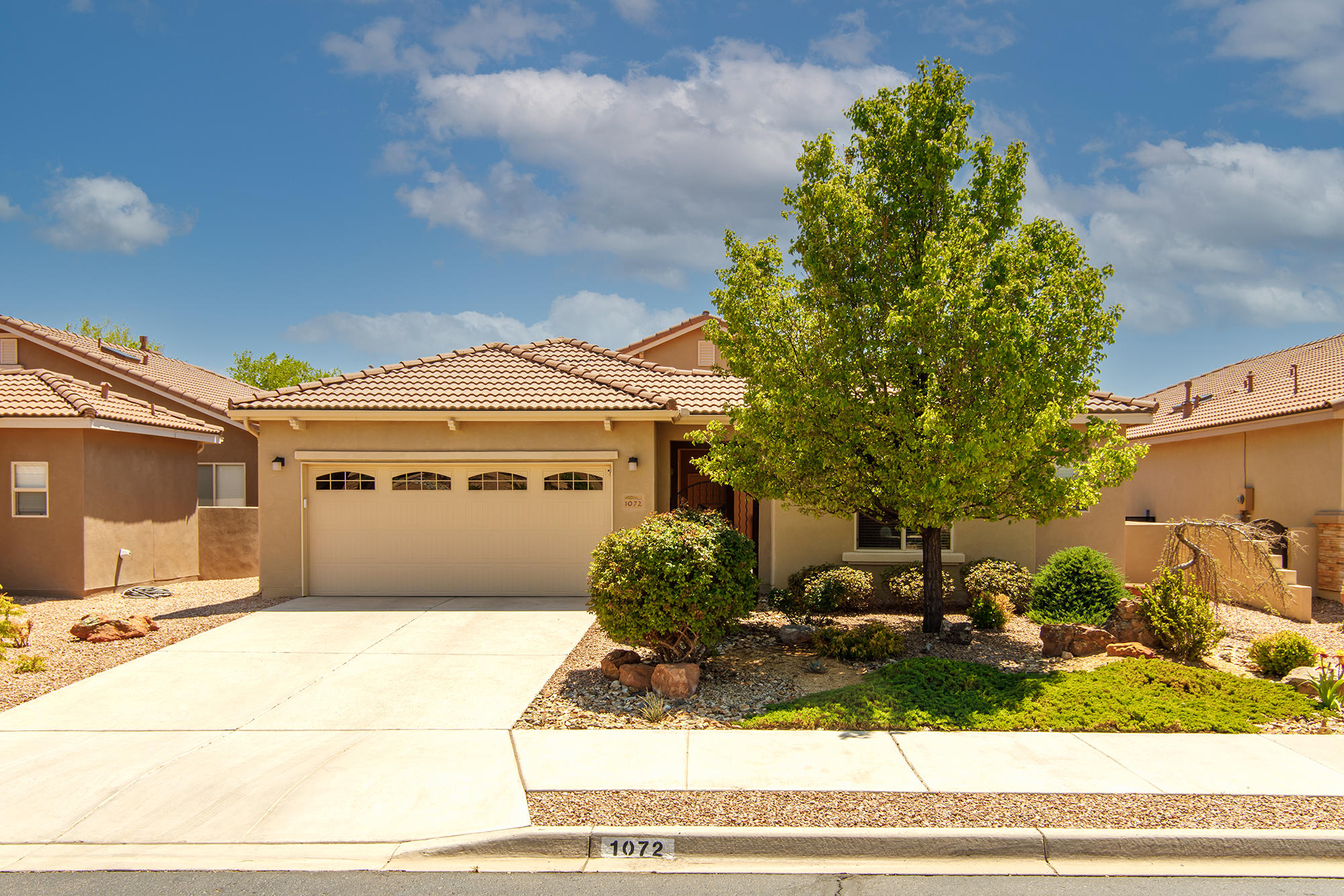 1072 PRAIRIE ZINNIA Drive Property Photo - Bernalillo, NM real estate listing