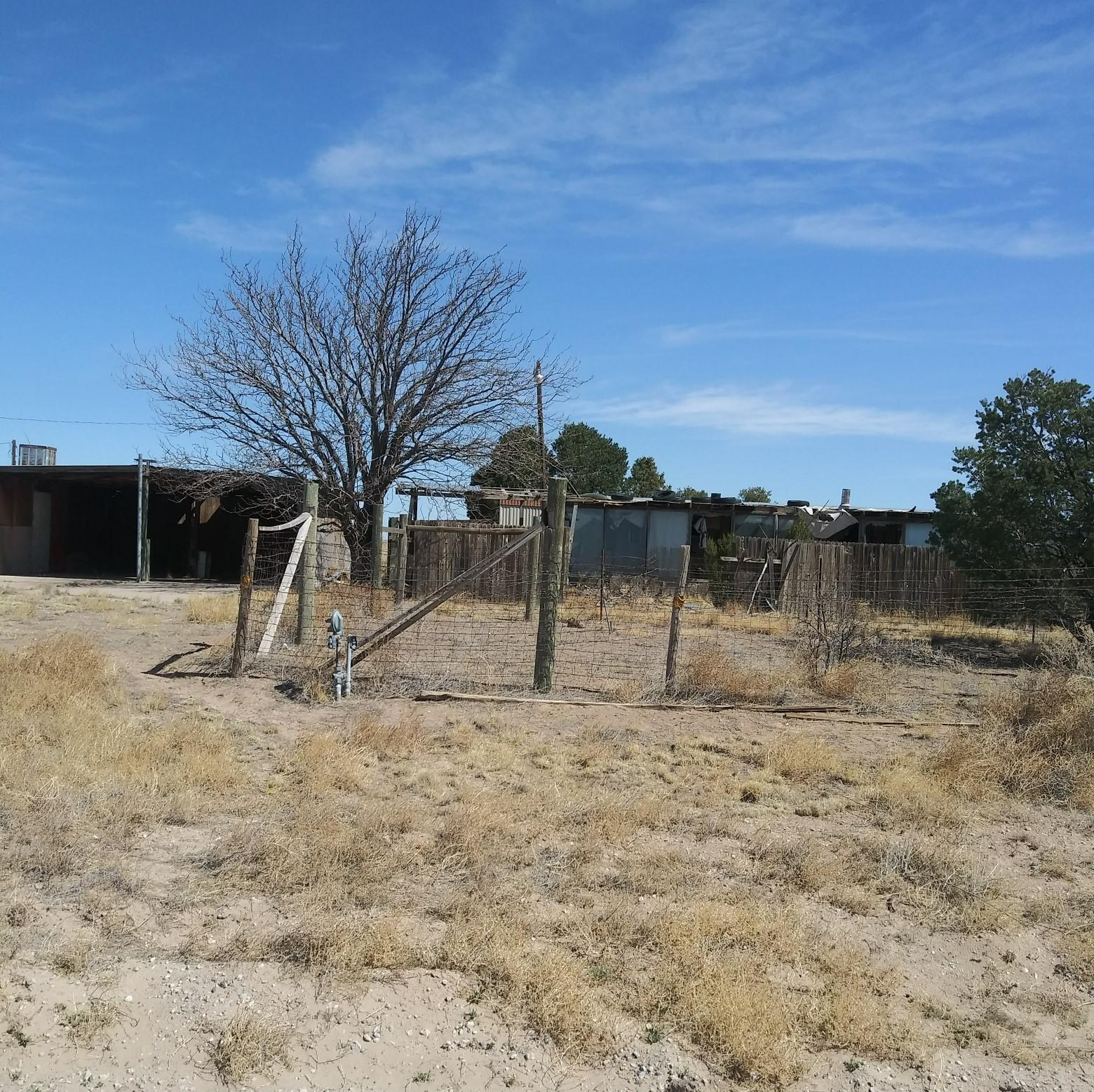 79 W Willow Lake Road Property Photo - McIntosh, NM real estate listing