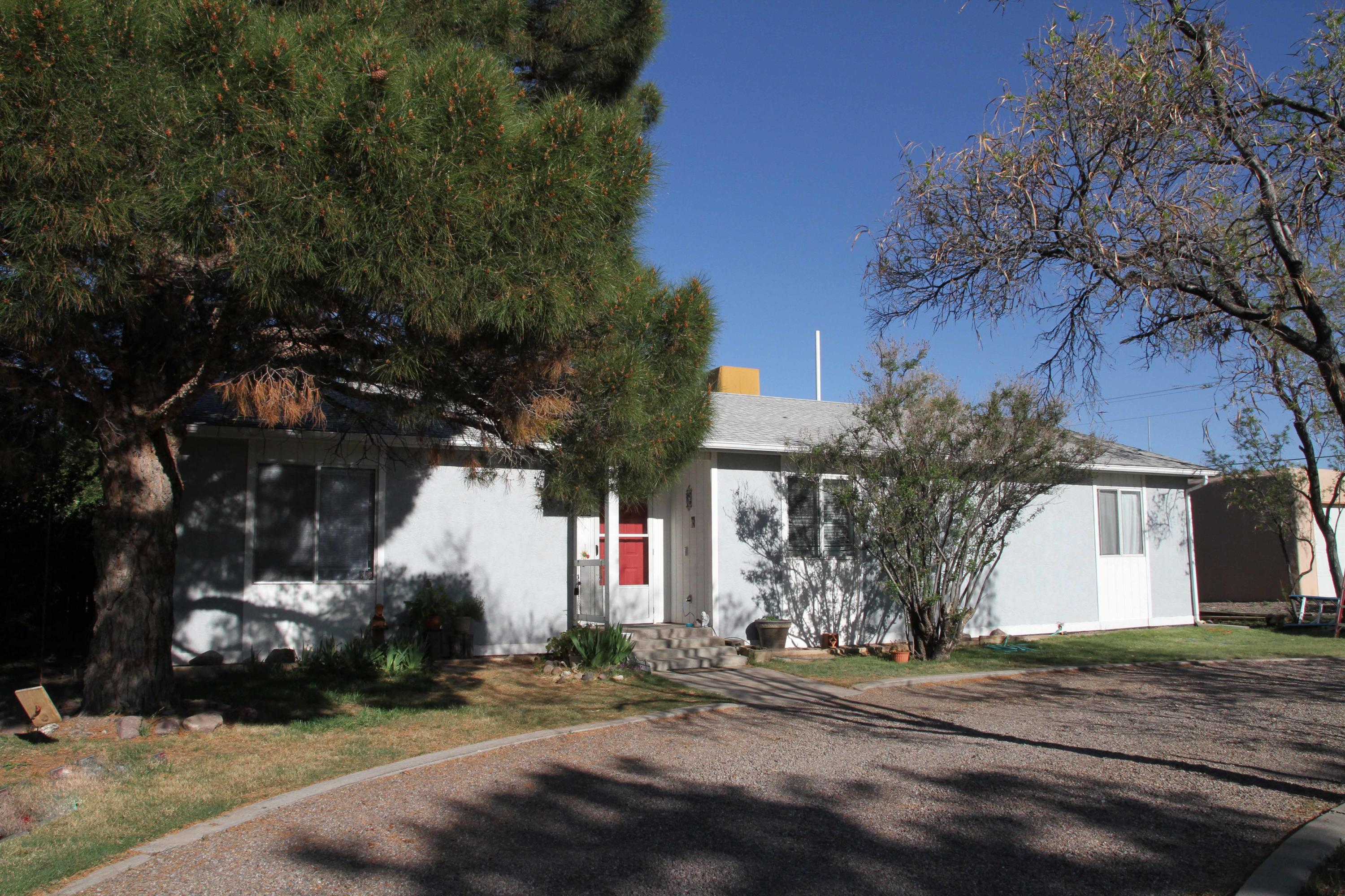 805 Liles Street Property Photo - Socorro, NM real estate listing