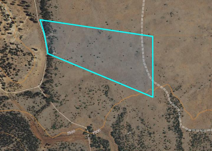 Tract 17 James Valley Ranch Property Photo - Ramah, NM real estate listing